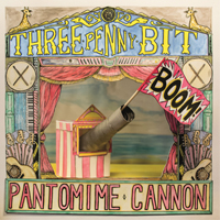 Front cover of Pantomime Cannon Album by Threepenny Bit